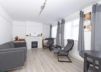 Thumbnail 2 bed flat to rent in Elms Court, Montague Road, Wimbledon