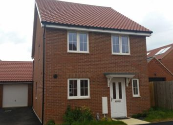 Thumbnail 4 bedroom detached house to rent in 44 Verbena Road, Norwich
