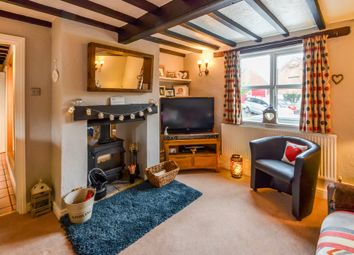 Thumbnail 3 bed cottage to rent in Town End Cottages, Plumtree, Nottingham