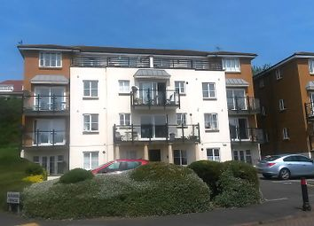 Thumbnail 2 bed flat for sale in Lover Corniche, Sandgate, Hythe