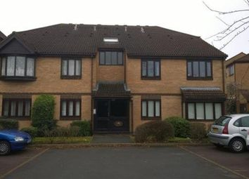 Thumbnail 1 bed flat to rent in Marwell Close, Gidea Park, Romford.