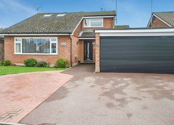 Thumbnail 4 bed detached house for sale in Irvine Drive, Stoke Mandeville, Aylesbury