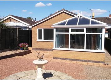 Thumbnail 2 bed detached bungalow for sale in Freemans Lane, Burbage, Hinckley