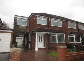 Thumbnail 4 bed semi-detached house for sale in Meynell Drive, Leigh