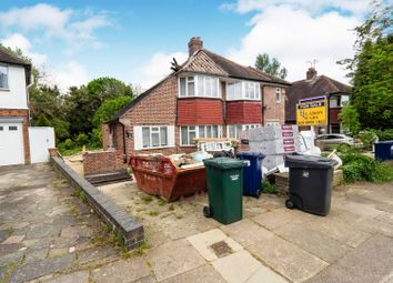 Thumbnail 5 bed semi-detached bungalow for sale in Ranelagh Drive, Edgware