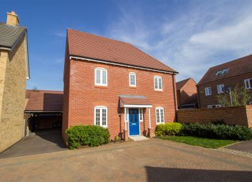 Thumbnail 3 bed detached house for sale in West Hill Close, Great Denham, Bedford