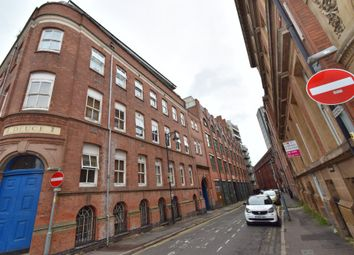 Thumbnail 1 bed flat for sale in Wimbledon Street, Ciy Centre, Leicester