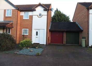 Thumbnail 2 bed semi-detached house to rent in Linceslade Grove, Loughton, Milton Keynes