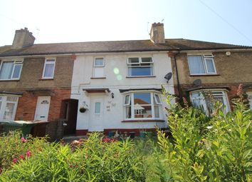 Thumbnail 3 bed terraced house for sale in Colwood Crescent, Old Town, Eastbourne