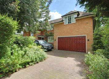 Thumbnail 5 bed detached house for sale in Highfield Road, Purley