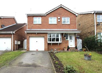 Thumbnail 3 bed detached house for sale in Hayley Close, Kimberley, Nottingham