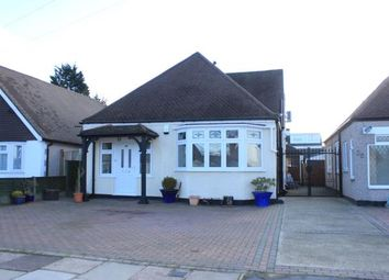 Thumbnail 3 bed bungalow for sale in Ewellhurst Road, Clayhall, Ilford