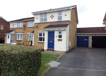 Thumbnail 3 bed end terrace house for sale in Linden Drive, Bradley Stoke, Bristol