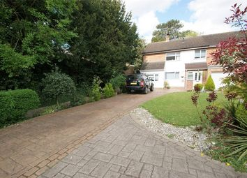 Thumbnail 3 bedroom end terrace house for sale in Stortford Hall Park, Bishop's Stortford