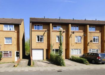 Thumbnail 3 bed town house for sale in Shackleton Place, Oldbrook, Milton Keynes