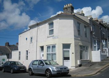 Thumbnail 1 bedroom flat to rent in Hanover Road, Plymouth, Devon