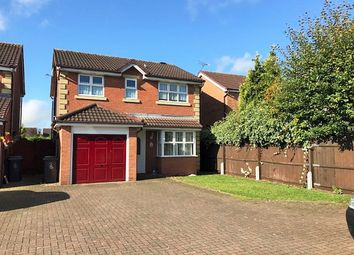 Thumbnail Detached house for sale in Ironstone Road, Burntwood
