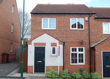 Thumbnail 3 bed semi-detached house to rent in Olga Court, Olga Road, Nottingham