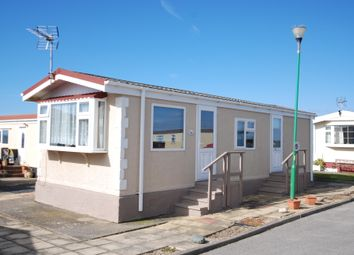 Thumbnail 1 bed mobile/park home for sale in West Shore Park, Walney