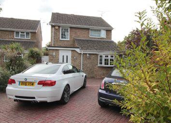 Thumbnail 3 bed property to rent in Grattons Drive, Pound Hill, Crawley