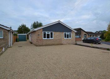 Thumbnail 3 bed bungalow for sale in Kerridges, East Harling, Norwich, Norfolk.