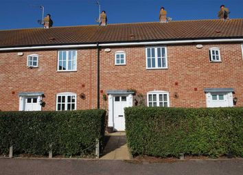 Thumbnail 3 bed terraced house for sale in Curtis Way, Grange Farm, Kesgrave, Ipswich