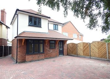 Thumbnail 3 bed detached house for sale in Benton Lane, Great Wyrley
