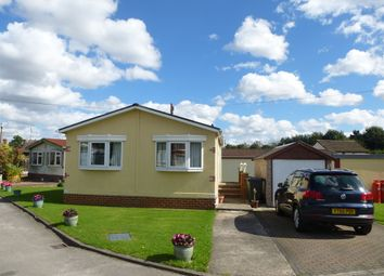 Thumbnail 2 bed mobile/park home for sale in Park Homes, Church Street, Mexborough
