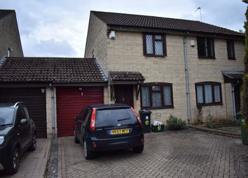 Thumbnail 2 bed semi-detached house to rent in Stirling Close, Yate, Bristol