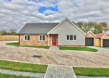 Thumbnail 3 bed detached bungalow for sale in Andrew Burtts Close, Framlingham