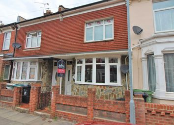 Thumbnail 3 bed terraced house for sale in Seafield Road, Portsmouth