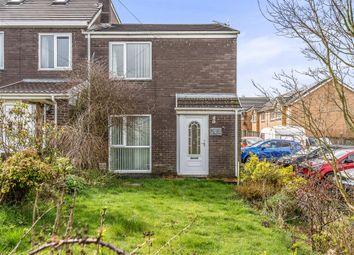 Thumbnail 2 bed property to rent in Hazel Dene, Llanharry, Pontyclun