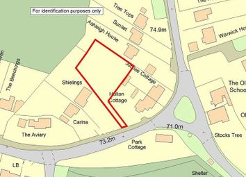 Land for sale in Holton, Oxford OX33