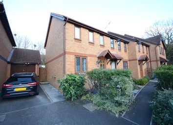 Thumbnail 2 bed end terrace house for sale in Sen Close, Warfield, Berkshire