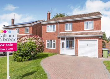 Thumbnail 4 bed detached house for sale in Manor Close, Misson, Doncaster