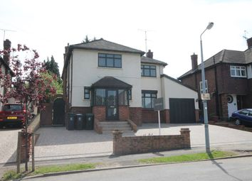 Thumbnail 4 bed detached house to rent in Dickens Rise, Chigwell