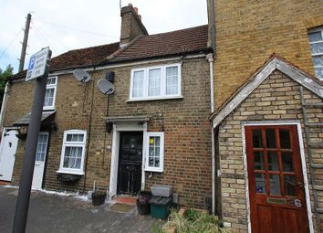 Thumbnail 1 bed terraced house for sale in Church Street, Ware, Hertfordshire