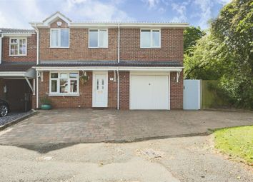 Thumbnail 4 bed detached house for sale in Cypress Court, Hucknall, Nottinghamshire
