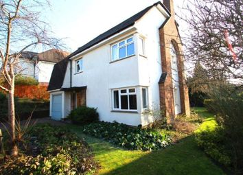 Thumbnail 4 bed detached house for sale in Ridgeway Road, Salisbury