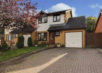 Thumbnail 3 bed link-detached house for sale in Blossom Close, Langstone, Newport