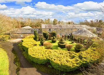 Thumbnail 8 bed barn conversion for sale in The Gin Gan, Highfield Farm, Whittonstall, County Durham