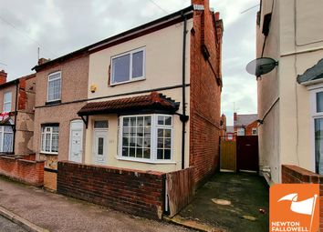 Thumbnail 3 bed semi-detached house for sale in Moor Street, Mansfield
