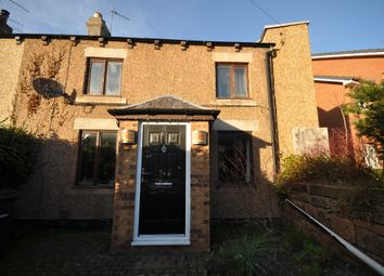 Thumbnail 3 bedroom end terrace house for sale in Milner Road, Heswall, Wirral