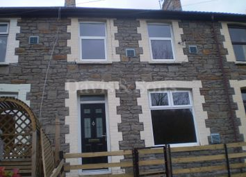 Thumbnail 3 bedroom terraced house to rent in Lower Viaduct Terrace, Crumlin, Newport.