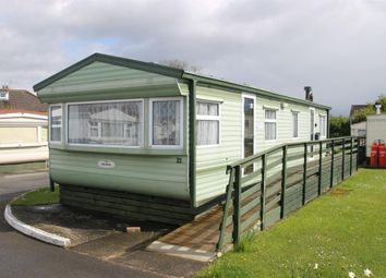 Thumbnail 2 bed mobile/park home for sale in Fifth Avenue, Shaws Trailer Park, Knaresborough Road, Harrogate