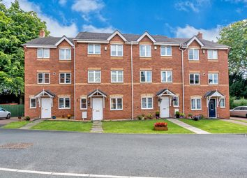Thumbnail 3 bed town house for sale in Hollyoak Way, Cannock