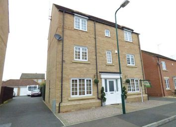 Thumbnail 5 bed detached house for sale in Geddington Road, Peterborough, Cambridgeshire