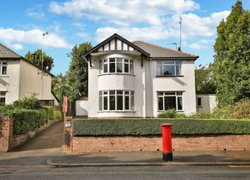 Thumbnail 4 bed detached house for sale in Lake Road West, Roath Park, Cardiff