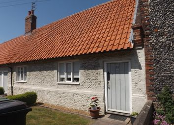 Thumbnail 1 bed cottage to rent in Magdalen Street, Thetford