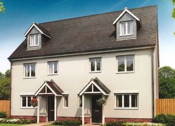 Thumbnail 4 bed terraced house for sale in Newland Avenue, Bishops Stortford, Hertfordshire